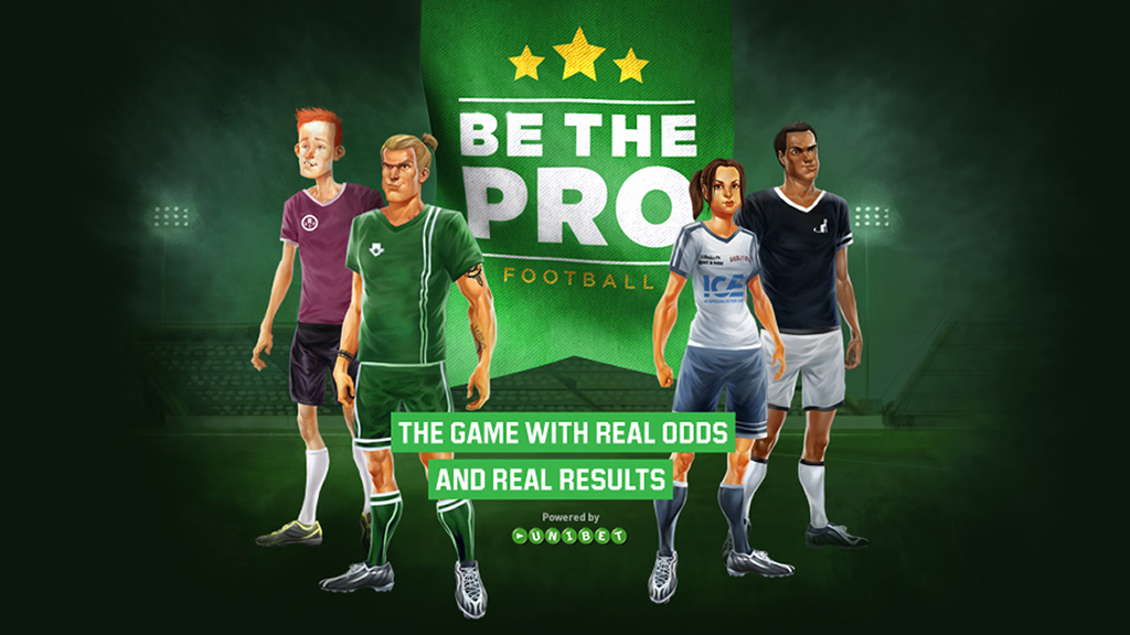 UNIBET – BE THE PRO